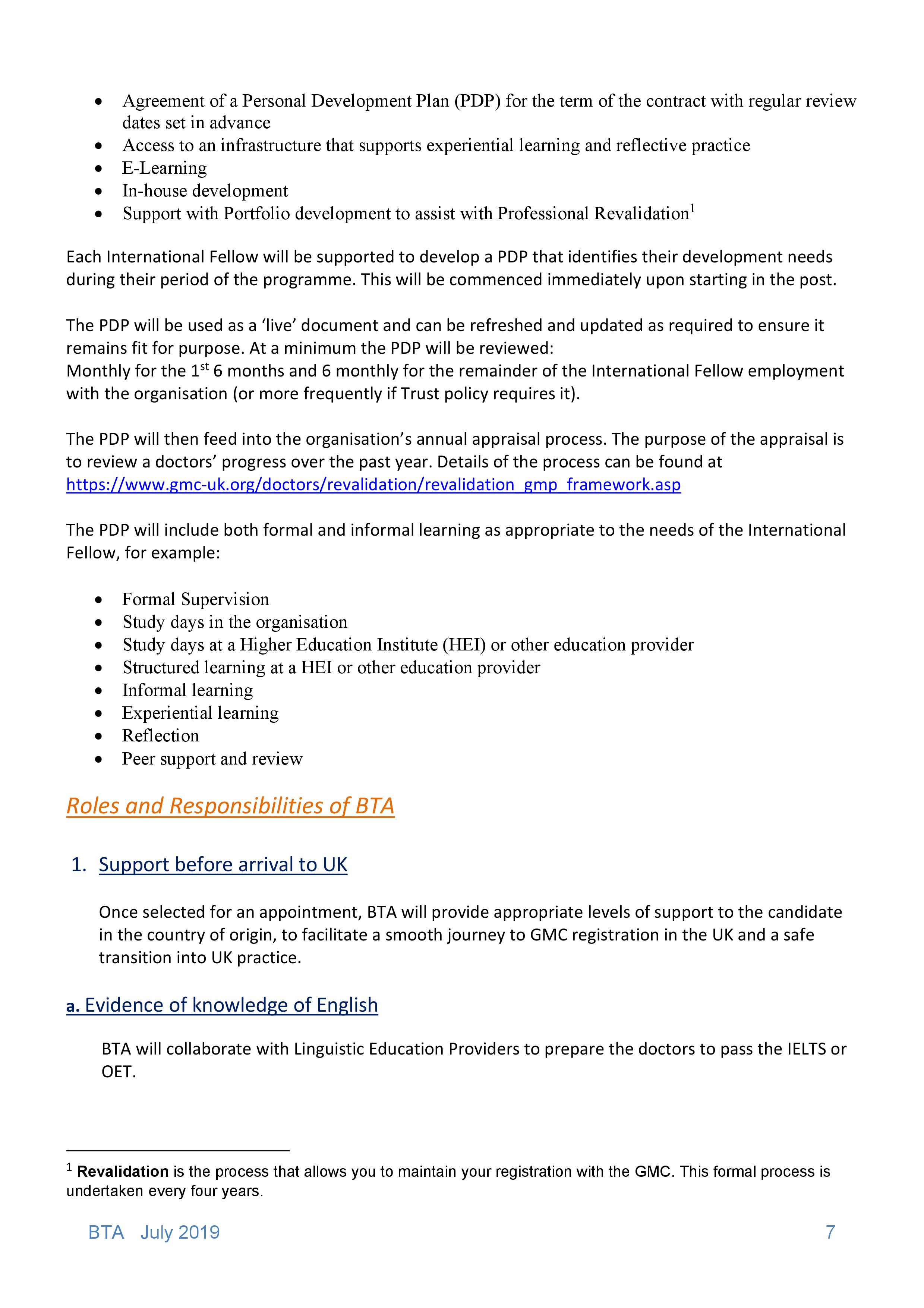 Programme Prospectus